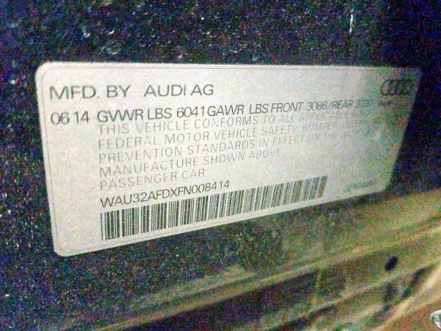 WAU32AFDXFN008414