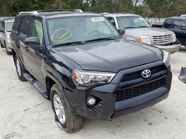 Salvage 2016 TOYOTA 4RUNNER - Small image. Lot 30405640