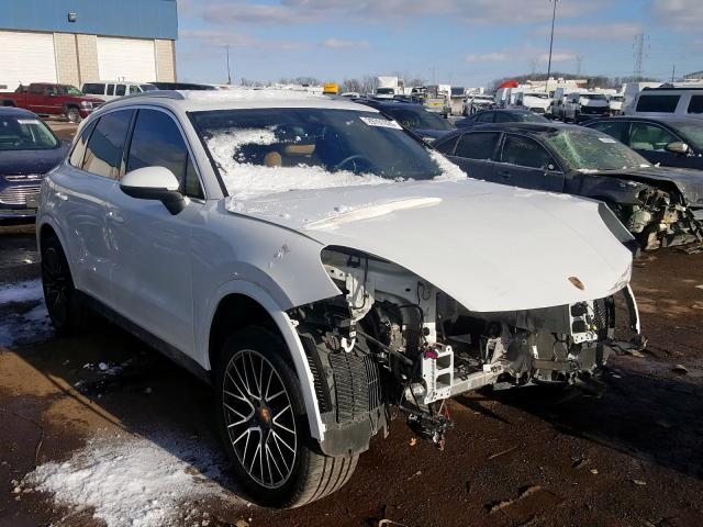 Global Auto Auctions: 2019 PORSCHE CAYENNE