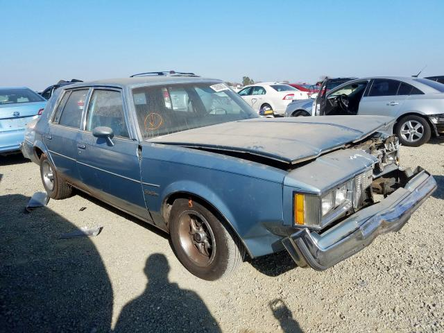 Oldsmobile Cutlass SU salvage cars for sale: 1985 Oldsmobile Cutlass SU