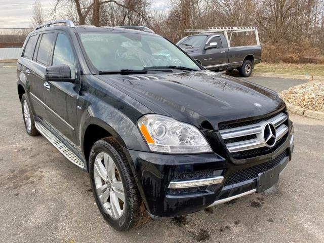 Mercedes-Benz salvage cars for sale: 2012 Mercedes-Benz GL 350 BLU