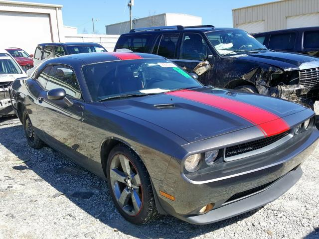 Salvage 2013 DODGE CHALLENGER - Small image. Lot 30533240