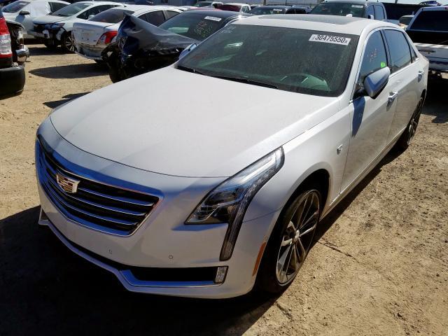 2018 Cadillac CT6 | Vin: 1G6KH5R64JU133525