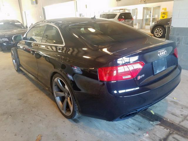 2015 Audi RS5   Vin: WUAC6AFR6FA900852