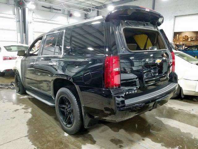 2015 Chevrolet TAHOE | Vin: 1GNSKBKC9FR737571