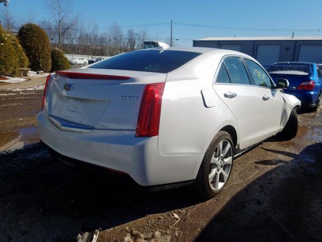 2016 Cadillac ATS | Vin: 1G6AG5RX5G0104669