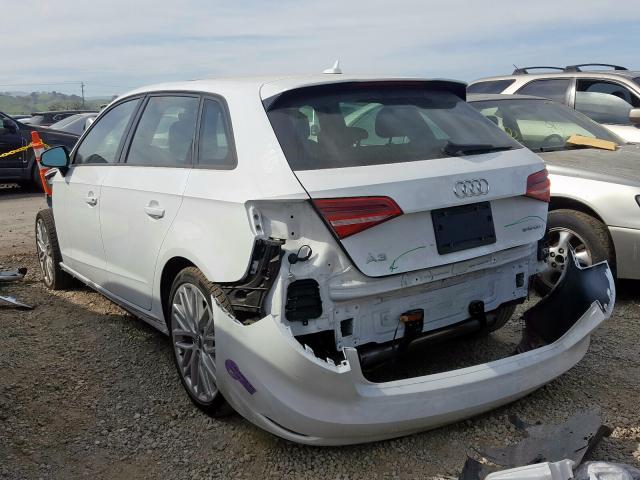 2018 Audi A3 E-TRON PREMIUM | Vin: WAUUPBFF1JA154911