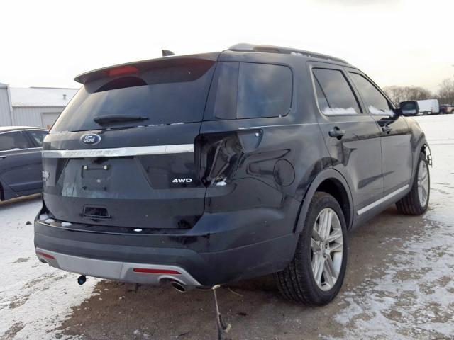 2017 Ford EXPLORER | Vin: 1FM5K8D83HGD83235