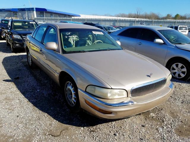 Buick salvage cars for sale: 1999 Buick Park Avenue