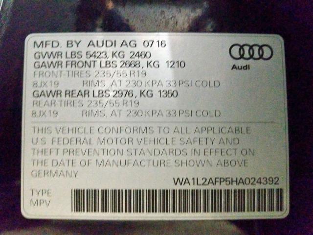 WA1L2AFP5HA024392