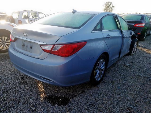 2013 Hyundai  | Vin: 5NPEB4ACXDH810616