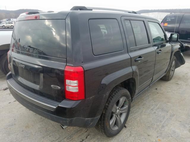 2016 JEEP PATRIOT SP - Right Rear View