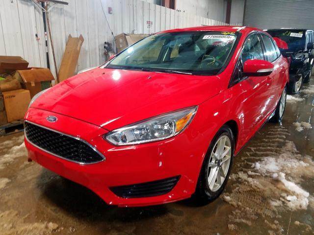 2016 Ford    Vin: 1FADP3F27GL284104