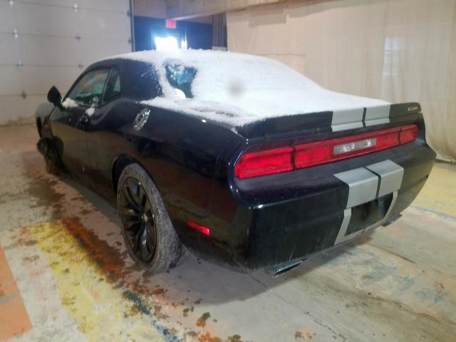 2013 Dodge CHALLENGER | Vin: 2C3CDYCJ2DH712598