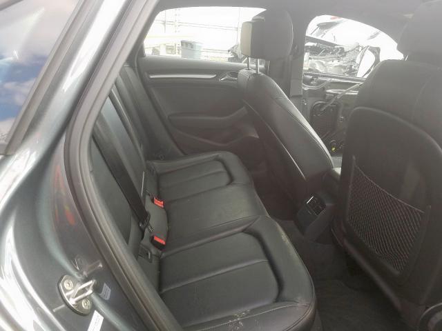 2018 Audi A3 PREMIUM | Vin: WAUB8GFF9J1082213