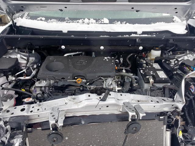 2020 Toyota RAV4   Vin: 2T3G1RFV0LC061188