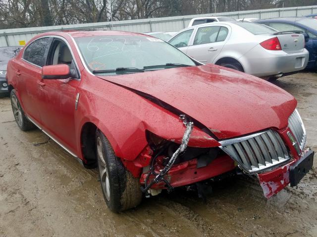 2009 Lincoln Mks 3.7L
