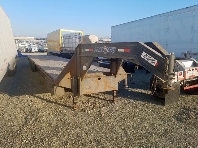 Salvage 2015 Load MAX for sale