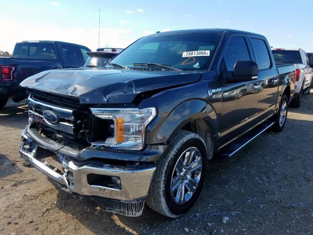 2018 Ford  | Vin: 1FTEW1C55JKF43562