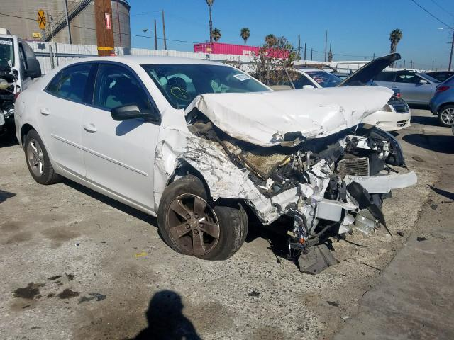 Salvage cars for sale from Copart Wilmington, CA: 2015 Chevrolet Malibu LS