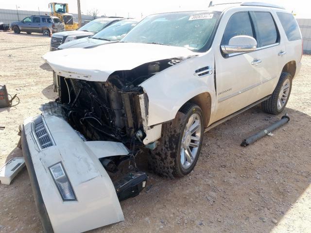 2014 Cadillac ESCALADE   Vin: 1GYS3DEF6ER210720