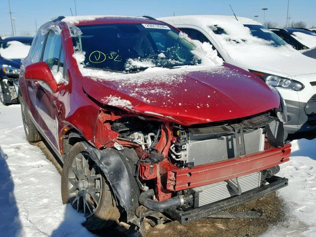 Buick Encore Sport salvage cars for sale: 2020 Buick Encore Sport
