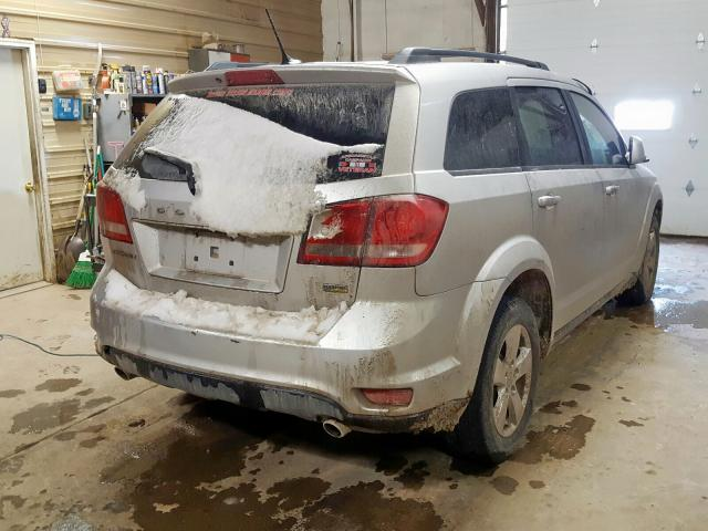 2011 DODGE JOURNEY MA - Right Rear View