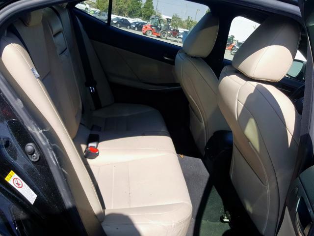 2018 Lexus IS   Vin: JTHBZ1D25J5032249