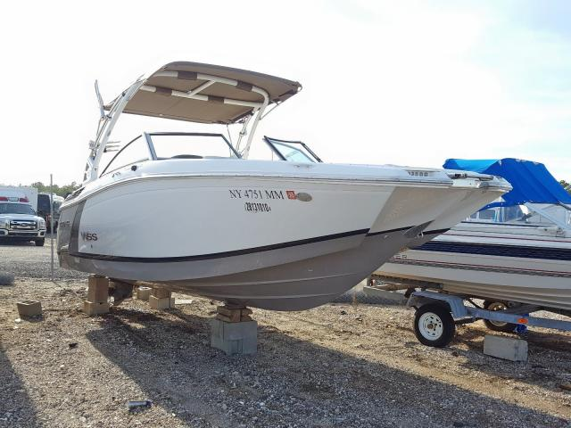 Salvage cars for sale from Copart Brookhaven, NY: 2017 Calb Boat