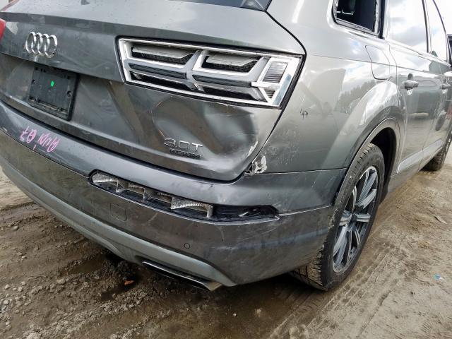 2017 Audi Q7 PREMIUM PLUS | Vin: WA1LAAF78HD005711
