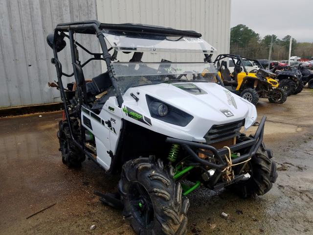Kawasaki KRT800 C salvage cars for sale: 2015 Kawasaki KRT800 C