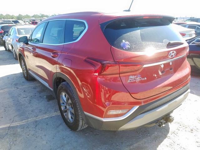 2019 Hyundai SANTA | Vin: 5NMS23AD2KH112422