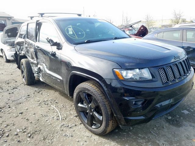 Salvage cars for sale from Copart Eugene, OR: 2015 Jeep Grand Cherokee