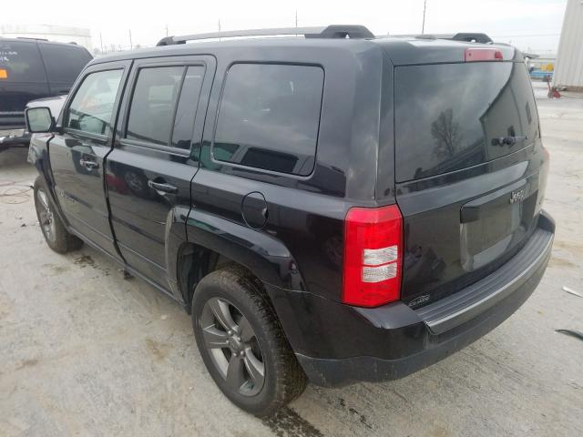 2016 JEEP PATRIOT SP - Right Front View
