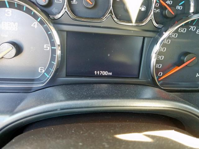 2018 Chevrolet SILVERADO | Vin: 3GCUKREC6JG164367