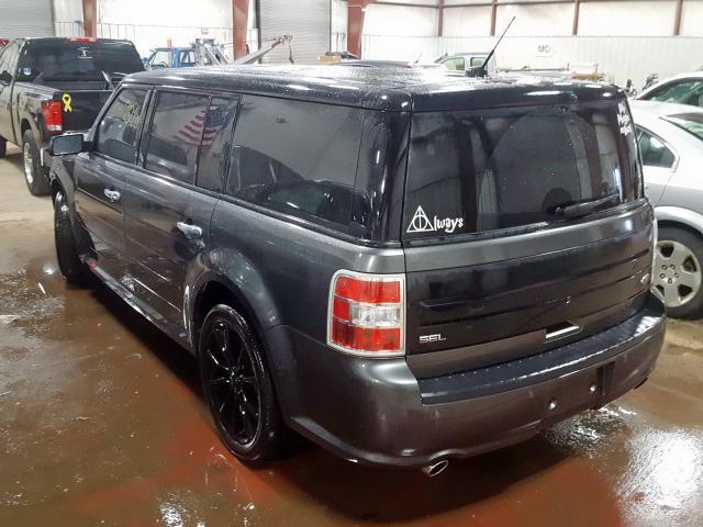 2018 Ford FLEX | Vin: 2FMGK5C88JBA11430