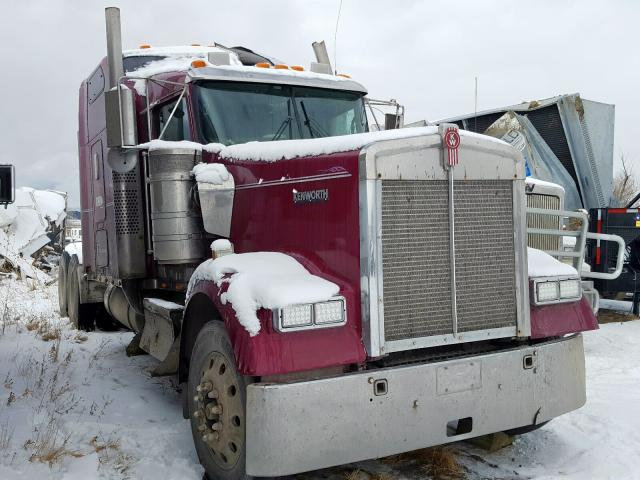 2007 Kenworth Construction for sale in Billings, MT