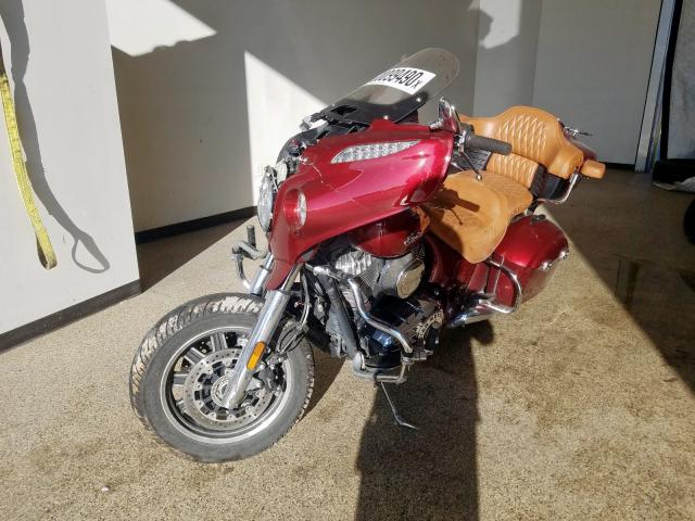 2018 INDIAN  MOTORCYCLE
