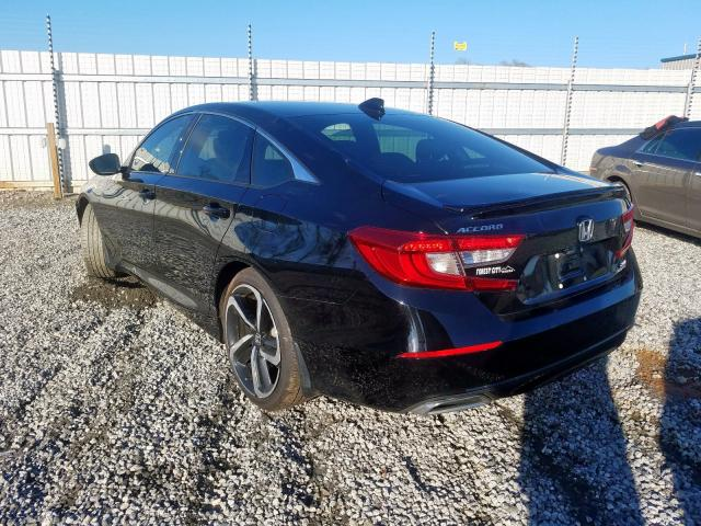 2018 Honda ACCORD | Vin: 1HGCV2F34JA051705