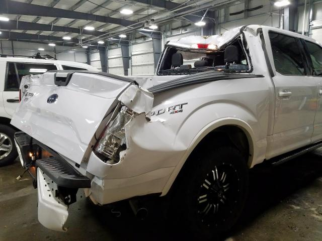 2016 Ford F150 | Vin: 1FTEW1EP3GKD39351