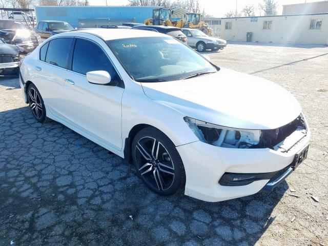 2017 Honda Accord Sport for sale in Bridgeton, MO
