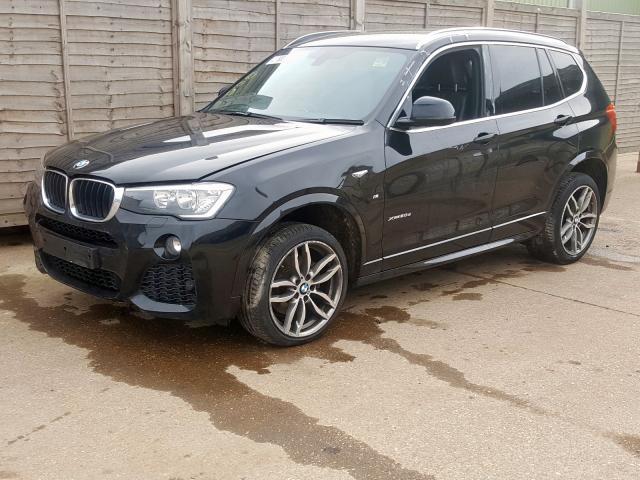 BMW X3 - 2017 rok