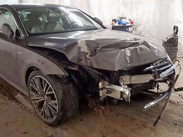 2016 Audi A7 | Vin: WAU2GAFC2GN108416