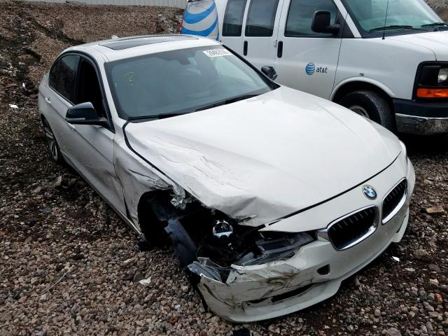 BMW salvage cars for sale: 2014 BMW 328 I Sulev