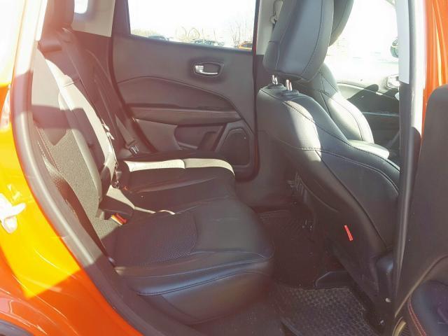 2018 Jeep  | Vin: 3C4NJDDB5JT458028