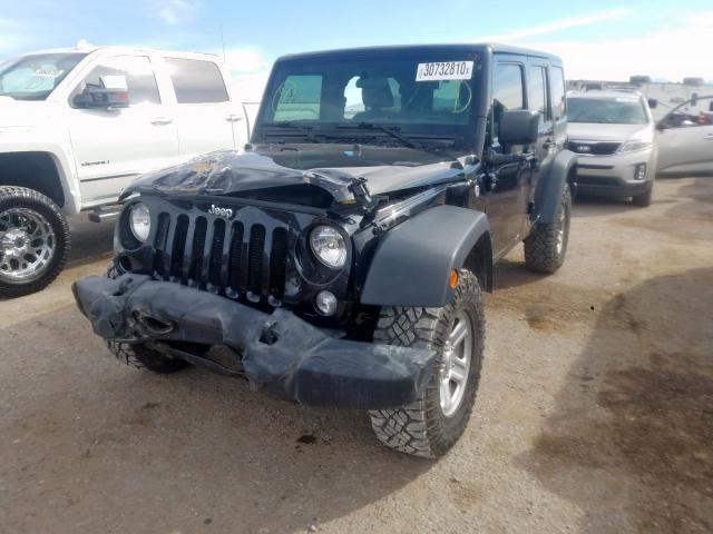 2016 Jeep  | Vin: 1C4BJWDG6GL279575