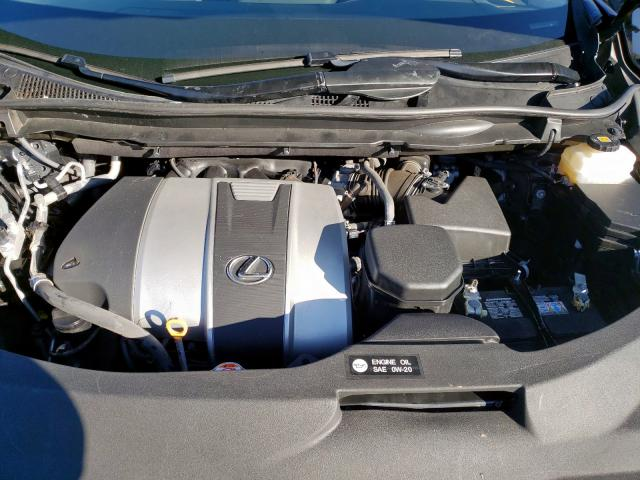 2017 Lexus RX | Vin: 2T2BZMCA7HC131434