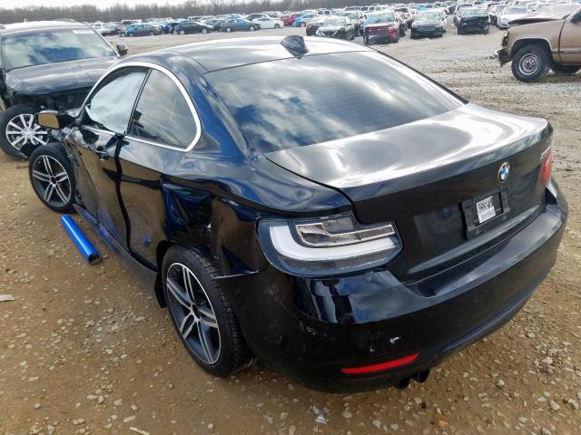 2017 BMW 230I | Vin: WBA2F9C34H7A40344