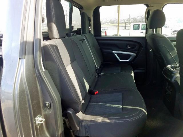 2017 Nissan  | Vin: 1N6AA1E59HN560610
