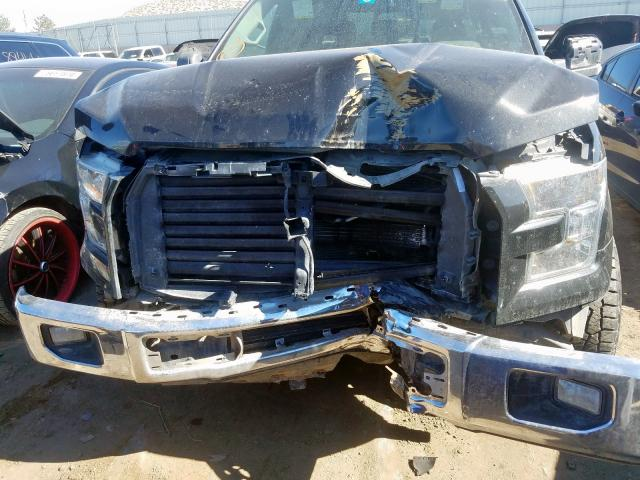 2015 Ford F150 | Vin: 1FTEW1CP1FKE82753